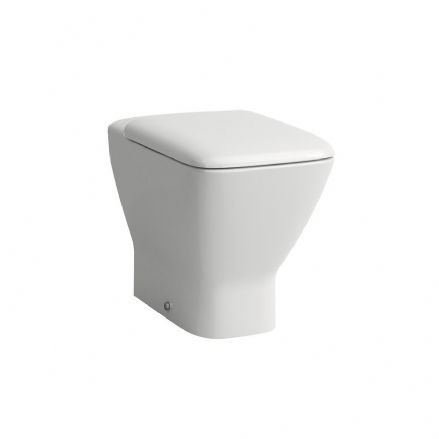 823701 - Laufen Palace Floorstanding Back-to-wall WC / Toilet Pan For Concealed Cistern - 8.2370.1